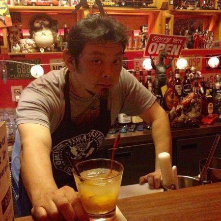 Renato Yada, dono do izakayas chamado Izakayada