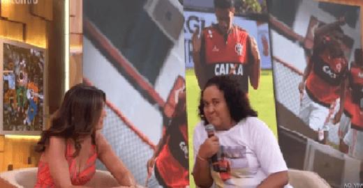 Mãe de jovem morto no incêndio do Flamengo faz linda homenagem
