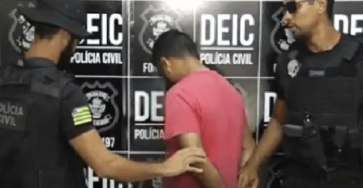 Motorista de aplicativo é preso e confessa que agrediu passageira