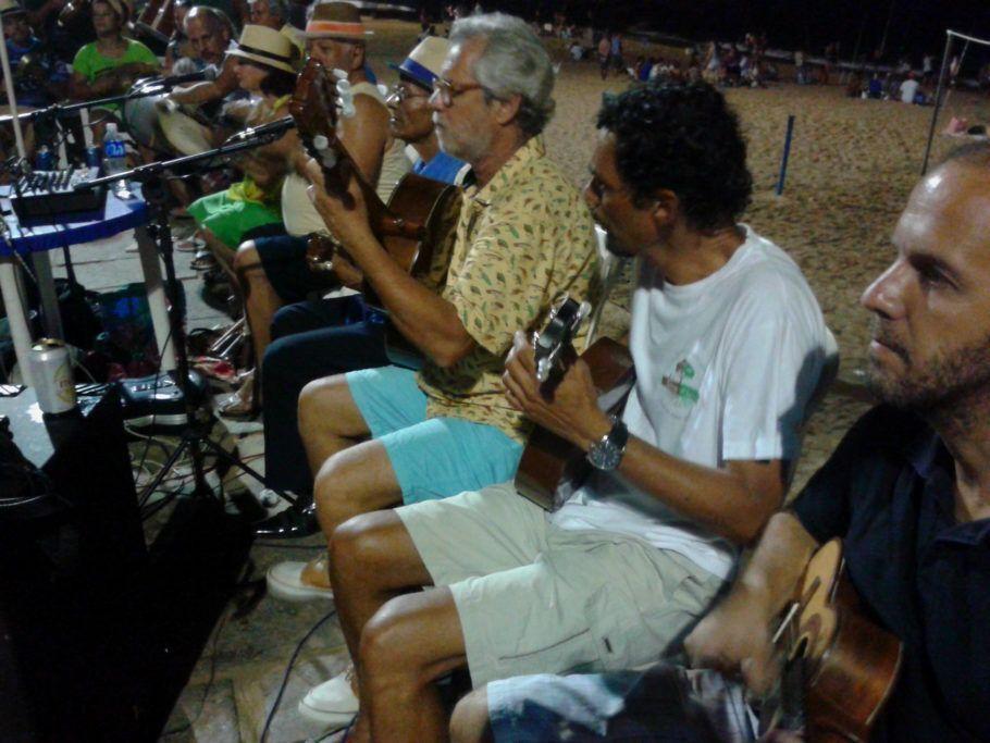 Samba de raiz, chorinho e MPB - Movimento Artístico da Praia Vermelha