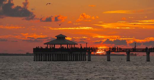 Paraísos escondidos no golfo do México, na Flórida