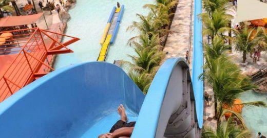 Brasil tem 2 parques aquáticos entre os mais visitados do mundo