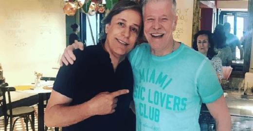 Falabella e Tom juntos em nova série: atores interpretarão casal