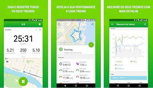 tela do app