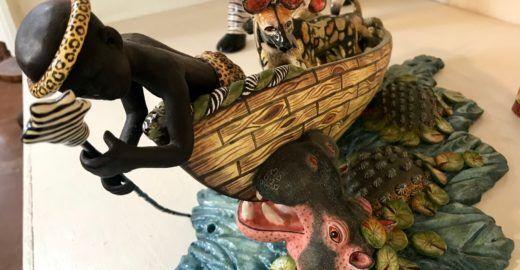 Ateliê sul-africano tem arte em cerâmica mais cobiçada do mundo
