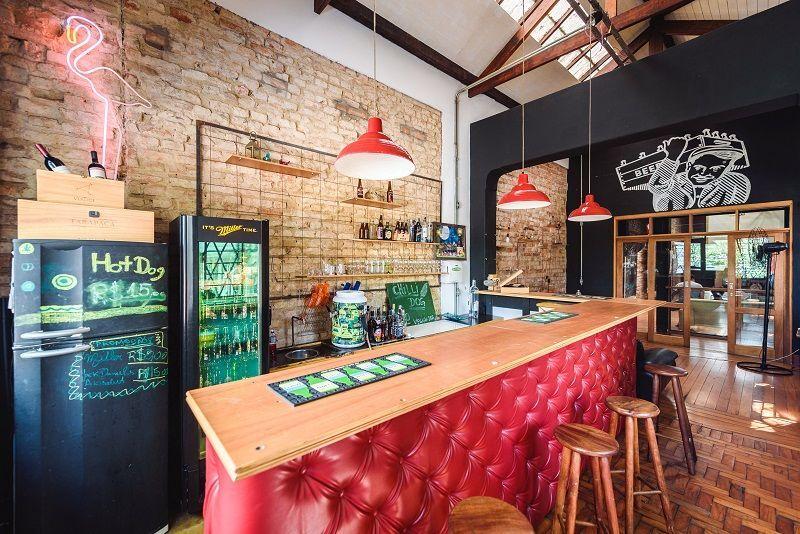 Bar da Associação Cultural Cecília