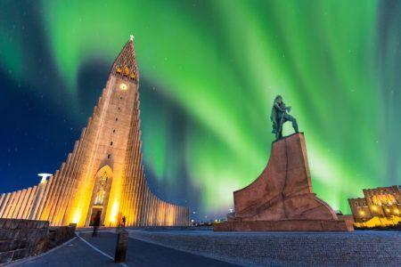 Revkiavik, Islândia