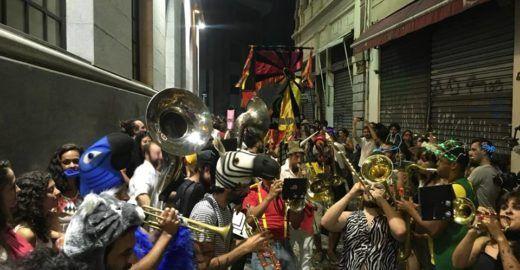 Carnaval de São Paulo vence o do Rio, diz Folha