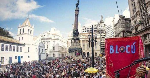 Bloco onde foi filmado vídeo divulgado por Bolsonaro se manifesta