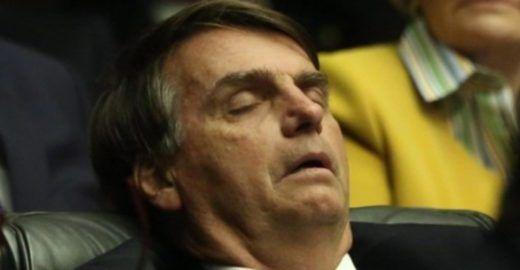 Exames revelam que Jair Bolsonaro tem grave distúrbio no sono