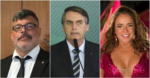 Deputados da base de Bolsonaro ameaçam fazer