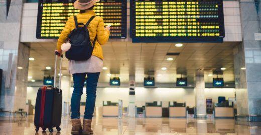 Pesquisa revela que brasileiro viajou mais em 2018