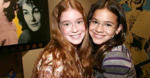 Marina Ruy Barbosa e Bruna Marquezine dão lição aos haters
