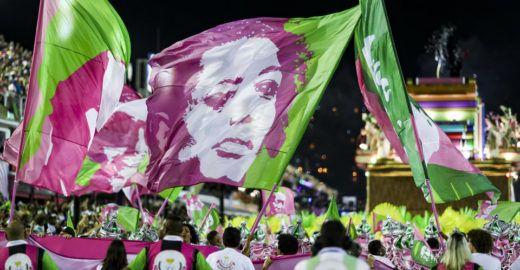 Com Marielle, Mangueira vence o Carnaval e contraria parte da web