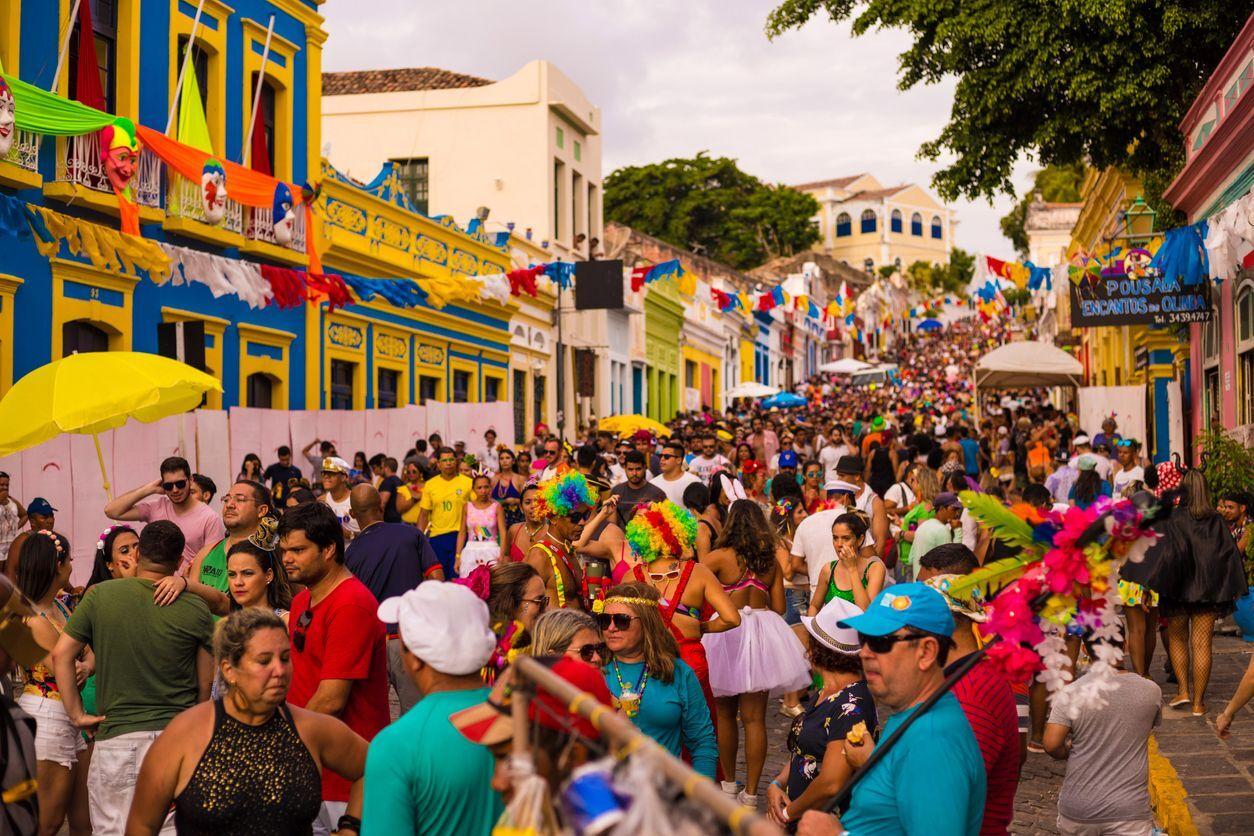 Carnaval em Olinda, Pernambuco