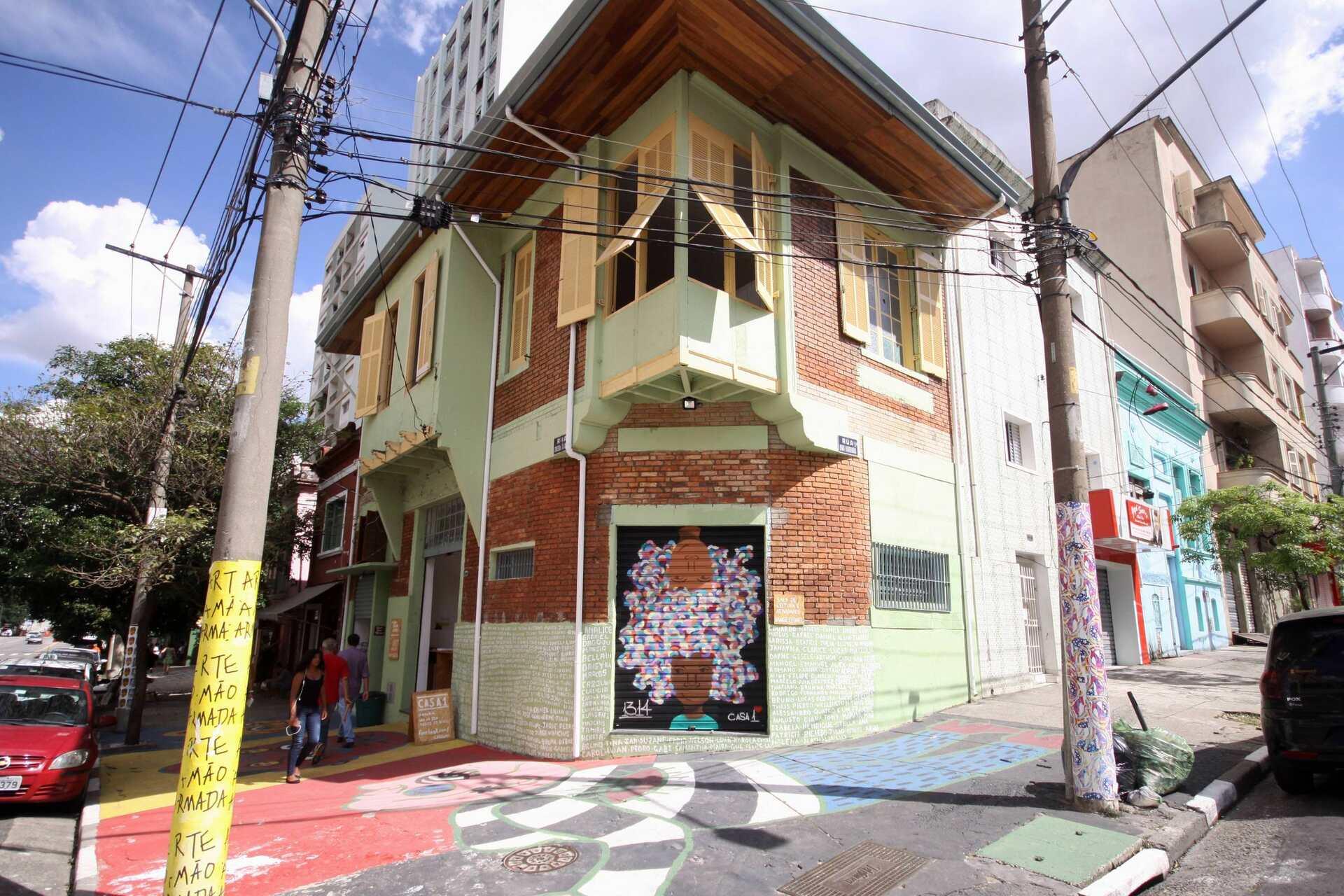 Casa 1, centro de acolhimento de LGBTs em SP