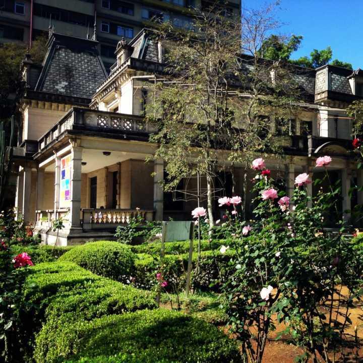 A Casa das Rosas, Instagram em SP