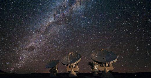Chile também é destino para quem quer observar estrelas