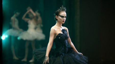 """cena do filme """"Cisne Negro"""", na qual aparece a atriz Natalie Portman"""