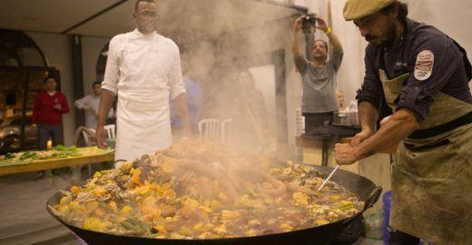 Feira gastronômica conta história do Brasil pela comida