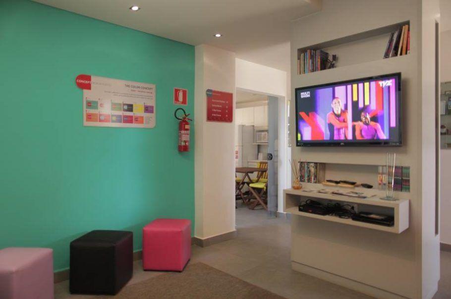 Concept Design Hostel & Suítes