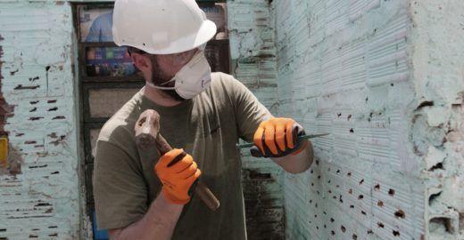 Aviões partem com voluntários para construção de casas populares