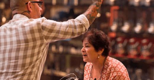 Dona Fátima é eliminada do MasterChef mas ganha as redes sociais