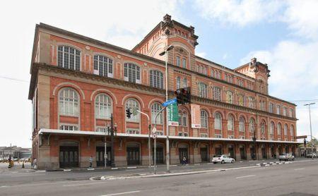 A Estação Pinacoteca possui um importante acervo de arte brasileira