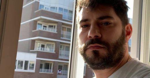 Evaristo Costa acusa Sonia Abrão de fake news: 'atrapalha a vida'