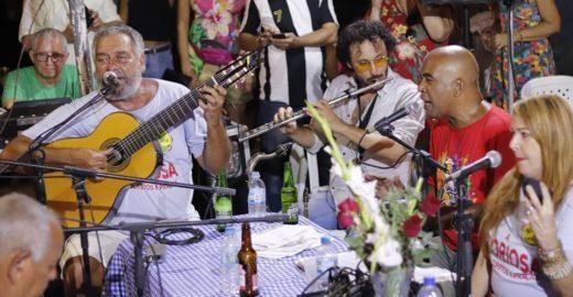 Agenda RJ: Arlindinho, Gloriosa e homenagem a João Nogueira