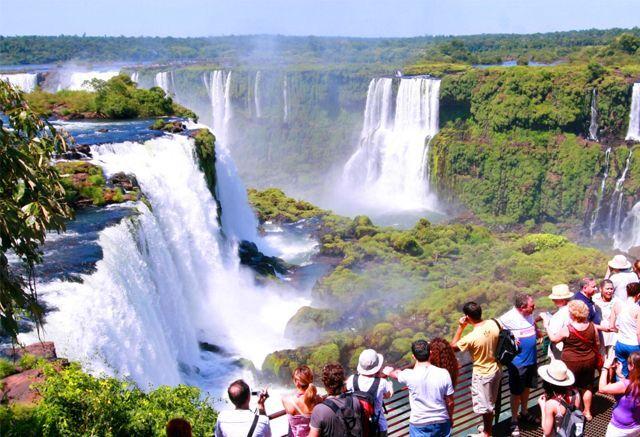 Parque Nacional do Iguaçu, Parques Nacionais do Brasil