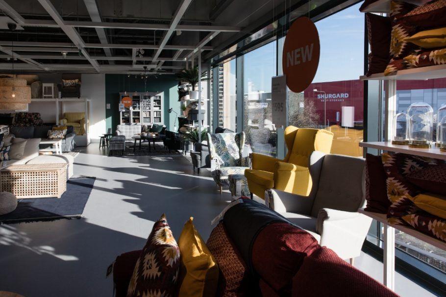 Loja inaugurada em fevereiro, em Greenwich (Reino Unido), é a primeira sustentável da rede no país, com reuso de água cinza e de chuva e painéis solares