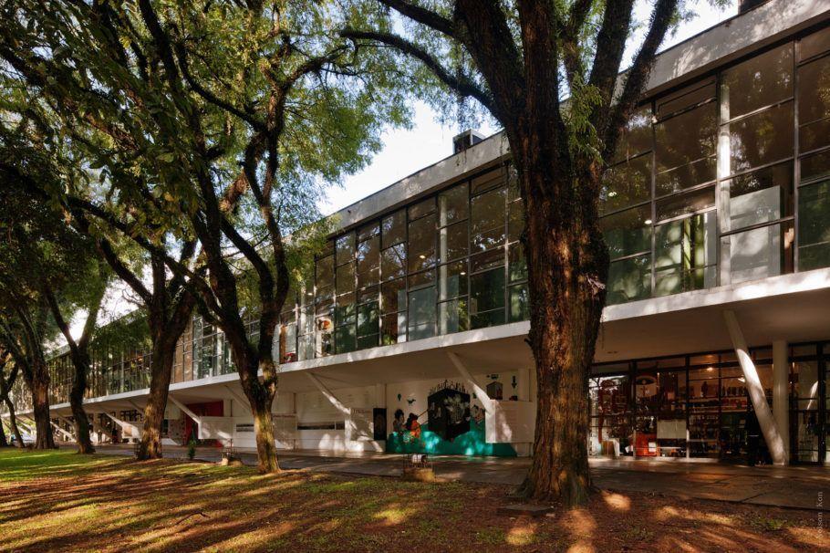imagem externa museu afro brasil