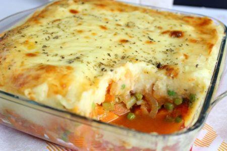 Para abrir bem a semana ocanal Receitas que amo,nos traz uma receita deliciosa e sem carne: escondidinho vegetariano