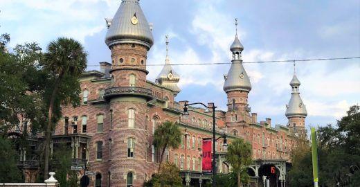 Tampa, muito além do Busch Gardens