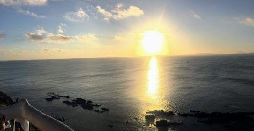 Punta del Este e seu inesquecível pôr do sol