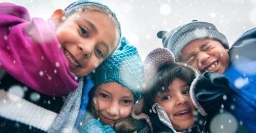 Ação gratuita na Paulista faz nevar em pleno Brasil