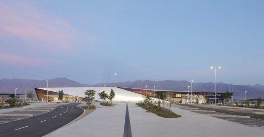 Israel inaugura aeroporto 'futurista' perto do Mar Vermelho