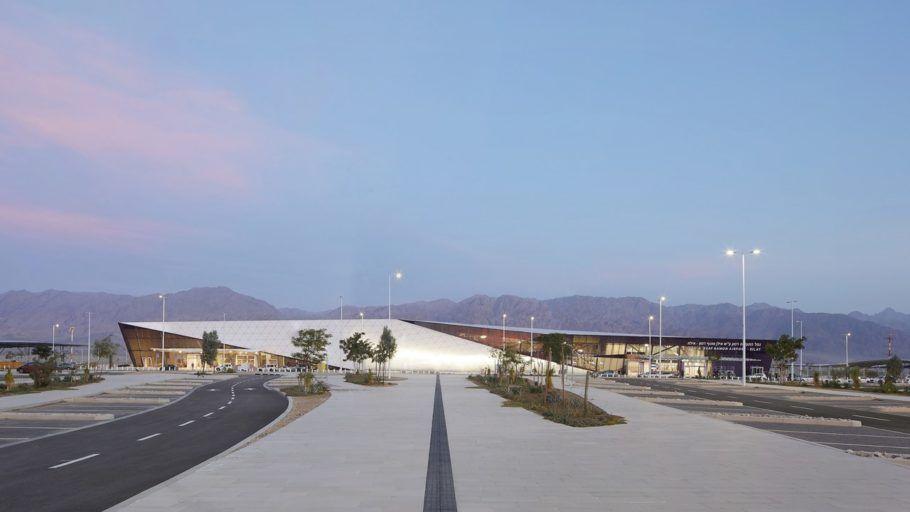 Aeroporto de Eliat
