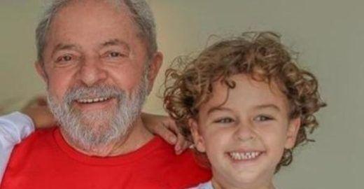 Neto do ex-presidente Lula morre aos 7 anos