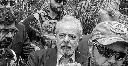 Ida de Lula ao velório do neto causa polêmica nas redes sociais