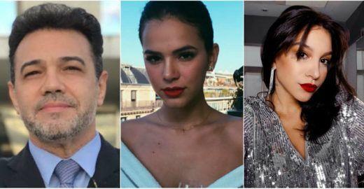 Marco Feliciano questiona Bruna Marquezine e cantora se revolta