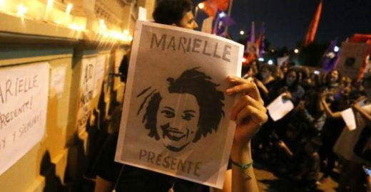 Suspeito de envolvimento no caso Marielle se entrega à polícia