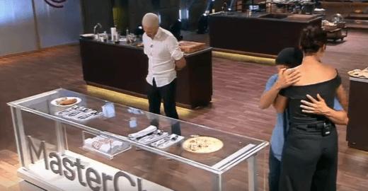 Paola Carosella e Fogaça demonstram humildade no Masterchef