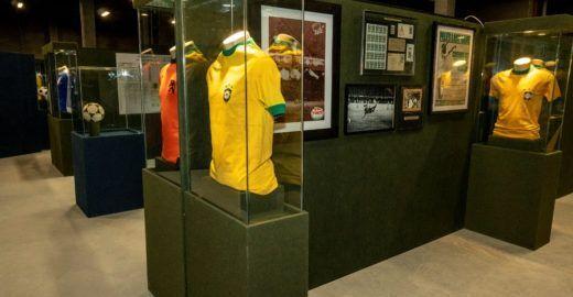 Museu em SC reúne maior acervo sobre futebol das Américas