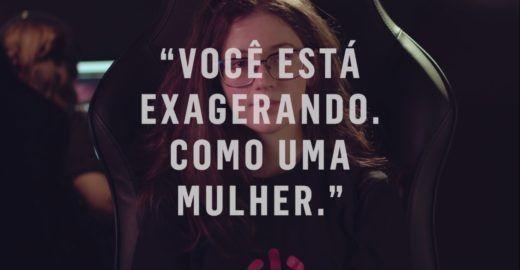 Criação de publicitário brasileiro sobre assédio encanta o mundo