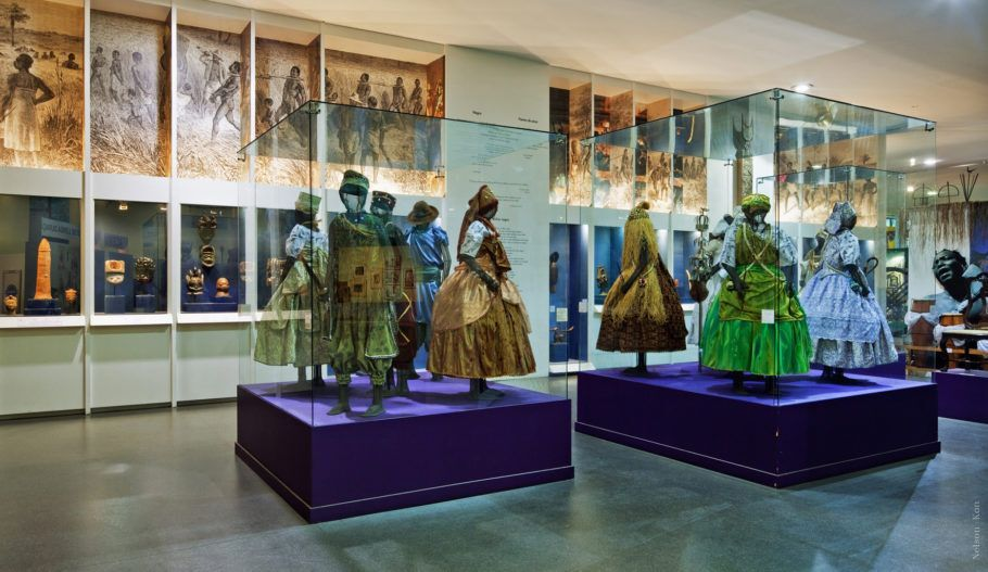 núcleo As Religiões Afro-Brasileiras no museu afro brasil
