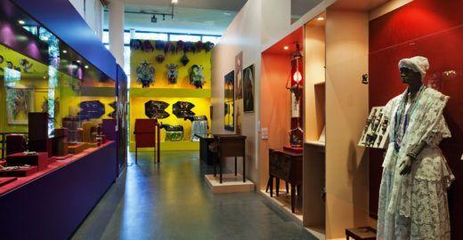 Museu Afro Brasil celebra história e arte afro-brasileira