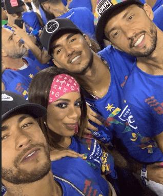 neymar carnaval
