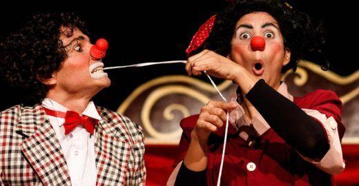 Festival de Circo reúne artistas brasileiros e gringos em SP